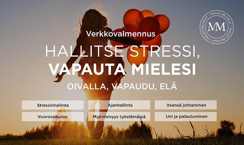 Hallitse Stressi
